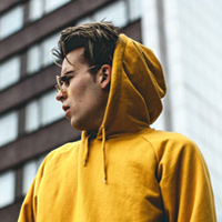 photography-of-guy-wearing-yellow-hoodie-1183266