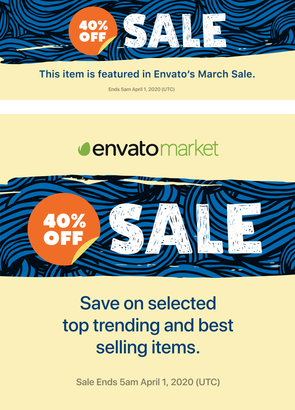 march-sale