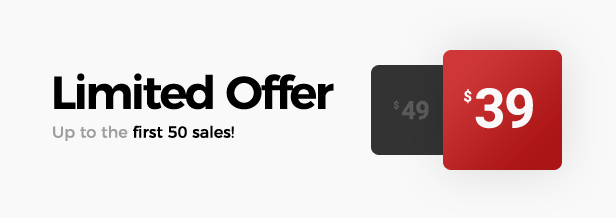 Download Sweetness – One Page WordPress Theme nulled offer 50